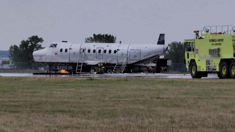 Bismarck Airport emergency exercise