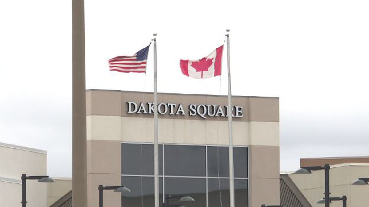 North Dakota-Canada border