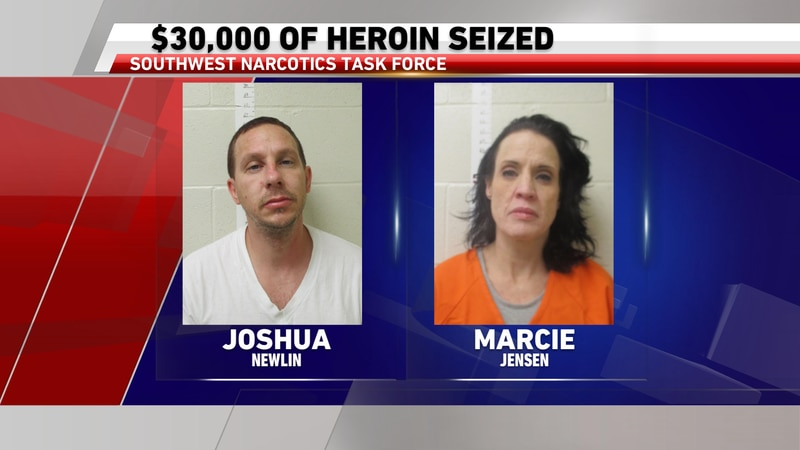 Task force seizes $30,000 of heroin in Stark County