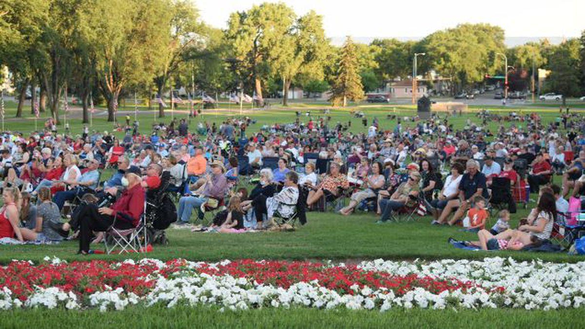 Bismarck-Mandan Symphony Orchestra's 4th of July Symphony Spectacular