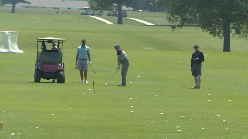 Reggie Morelli Golf Scramble
