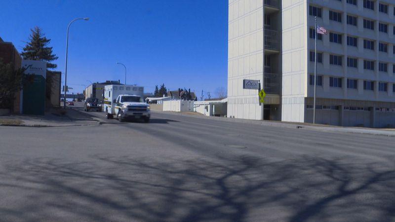 Downtown Minot Infrastructure improvement