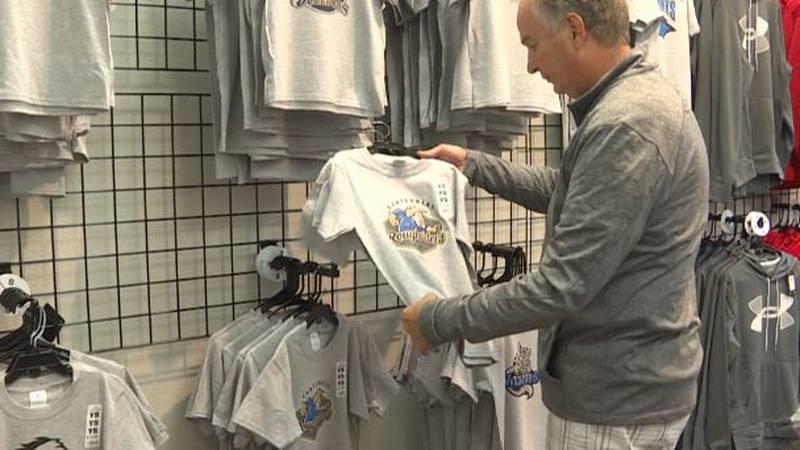 Locker Room to open in Kirkwood Mall