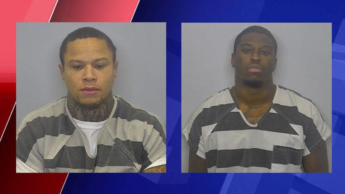 (Left) Javaar Watkins, (Right) Tee Anthony Watkins