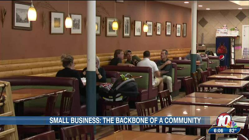 small businesses minot