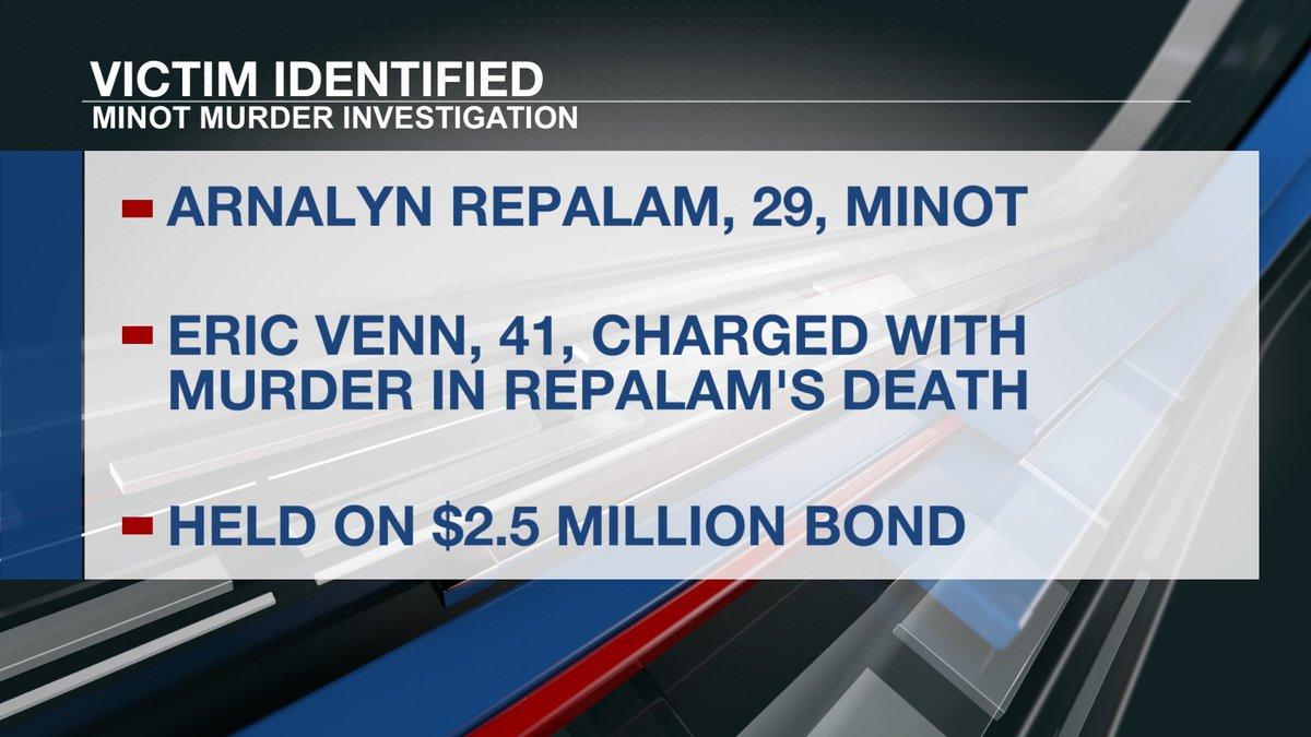 Minot murder victim identified
