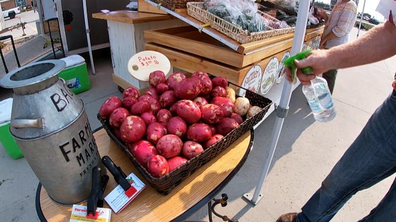 Bismarck's Farmers Market