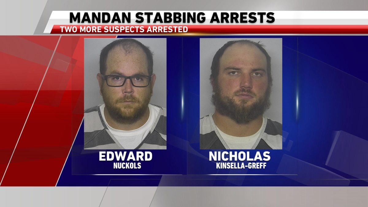 Two more suspects arrested in street dance stabbing