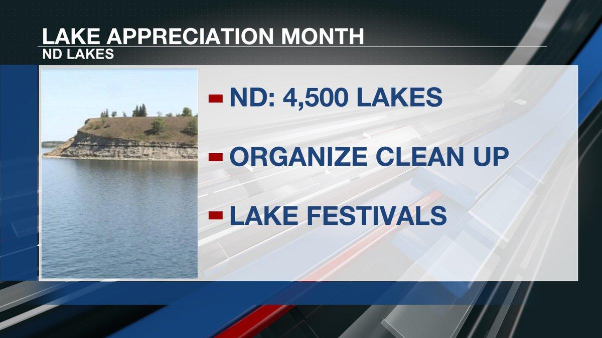 lake appreciation month