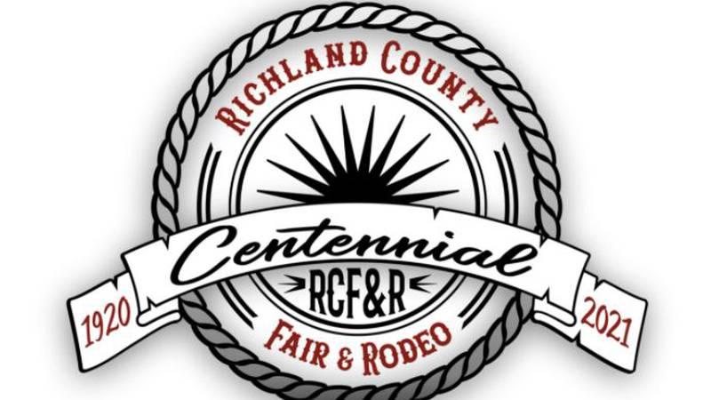 Richland County Fair logo