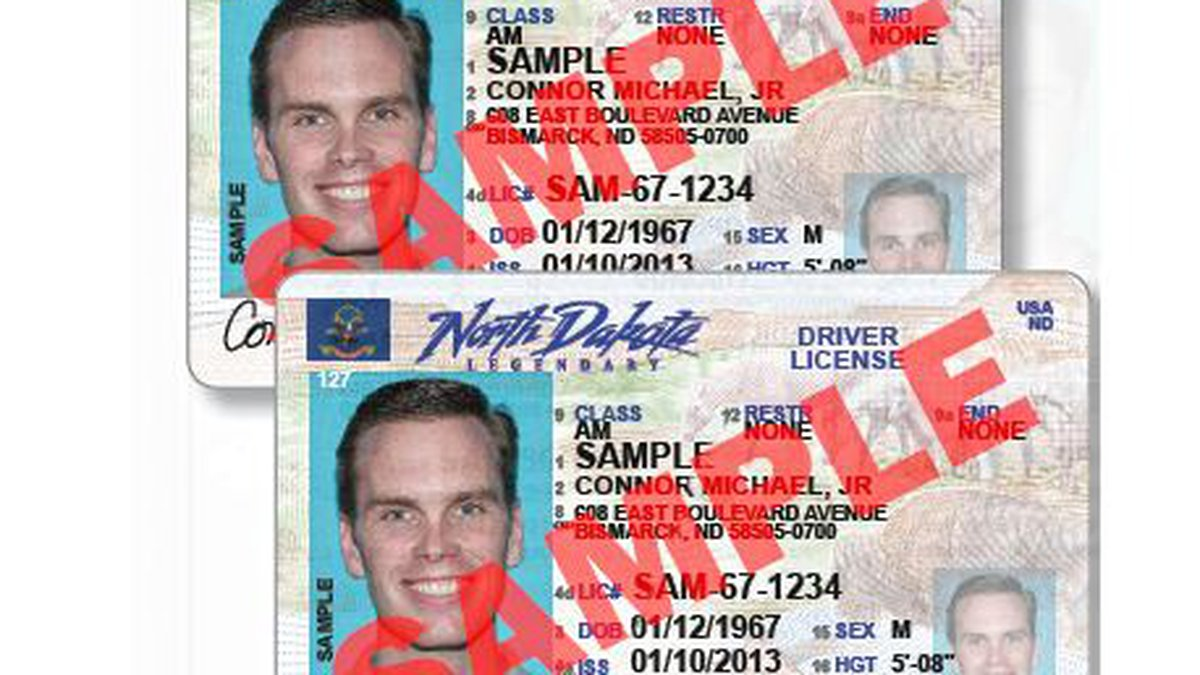 Real ID example