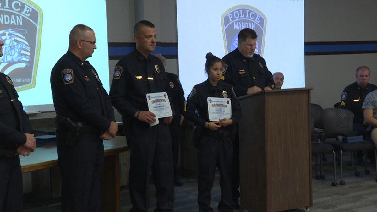 MPD awards ceremony