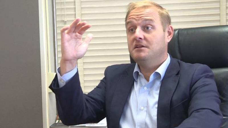 North Dakota Tax Commissioner Ryan Rauschenberger