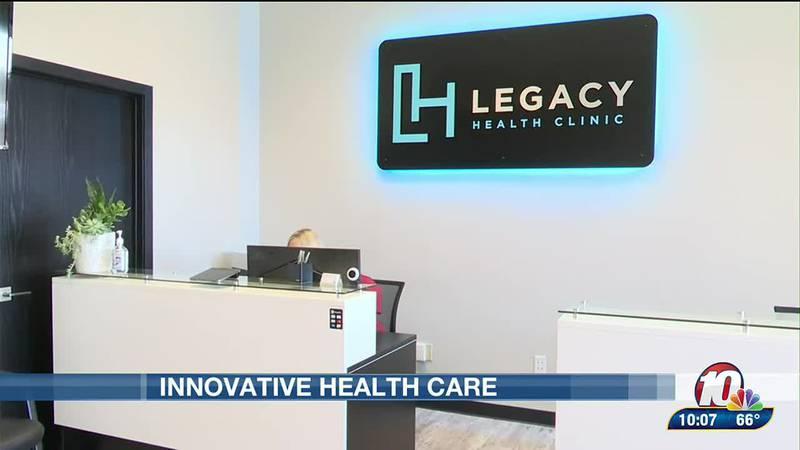 Legacy health clinic