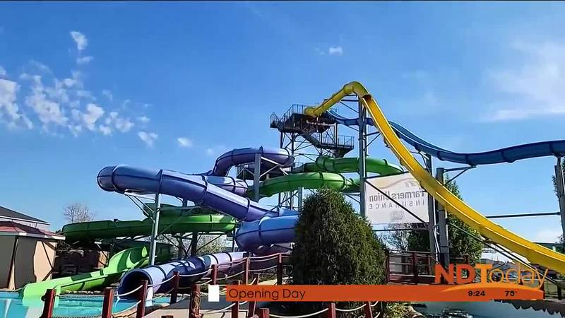 Raging Rivers Opening Day: Part 1