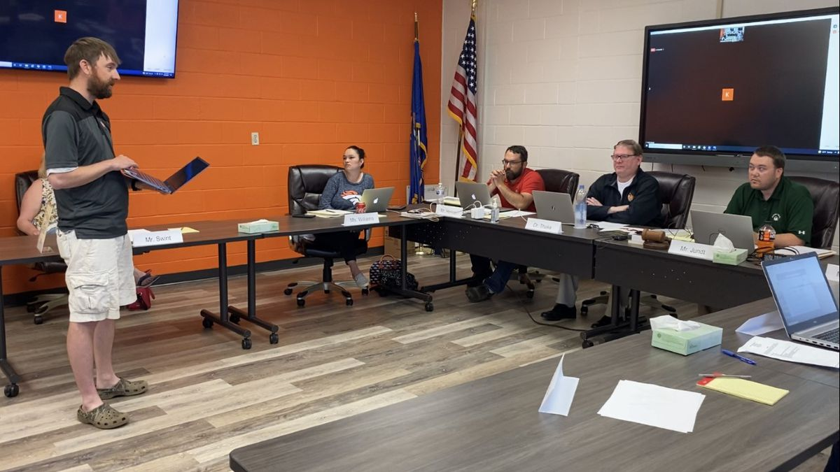In a 5-2 vote, the Williston Basin School District Board motioned to continue negotiations with...