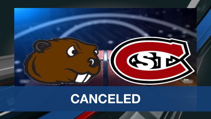 Minot State women's basketball home series against St. Cloud State canceled