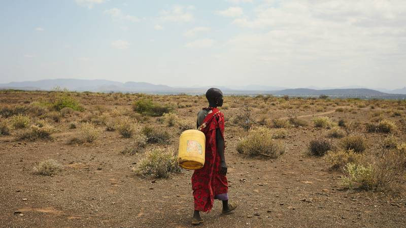 Photo: Cyril Zannattacci / Agence VU' for Action Against Hunger, Kenya (PRNewsfoto/Action...