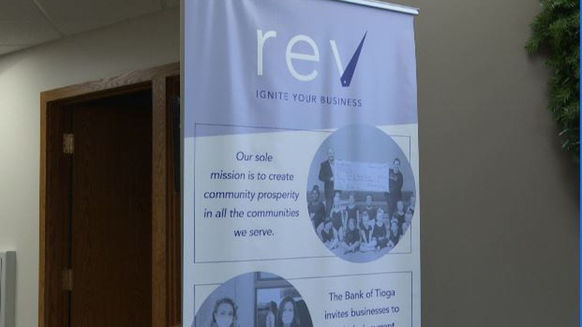 """""""REV"""" business pitch competition"""