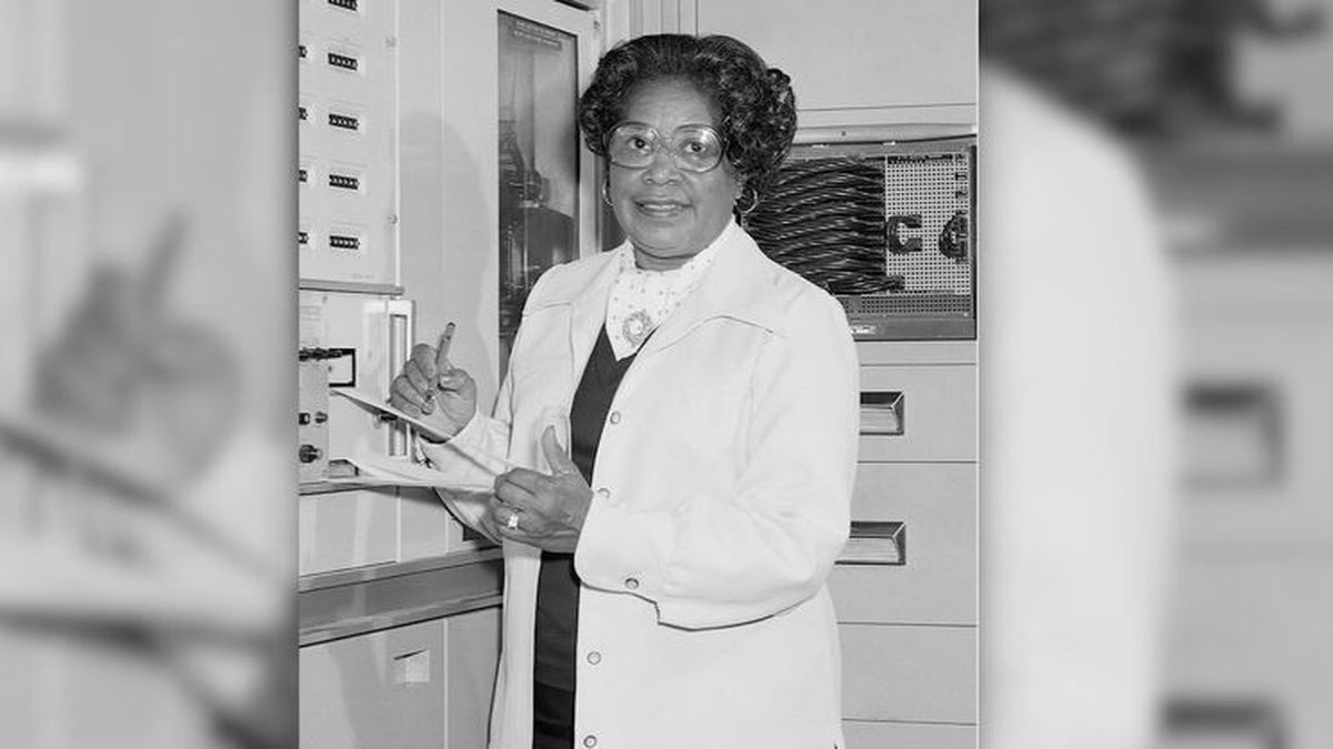 Jackson was a mathematician and aerospace engineer who was part of a group of women who helped...