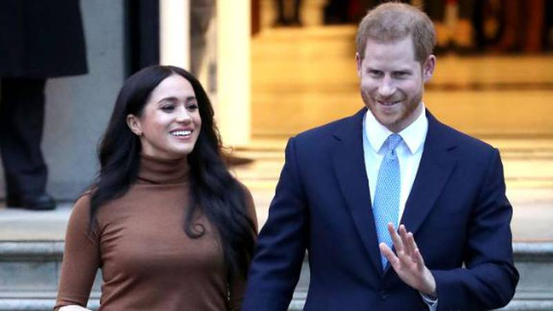 """The 90-minute """"Oprah With Meghan and Harry: A CBS Primetime Special"""" will air March 7, CBS..."""