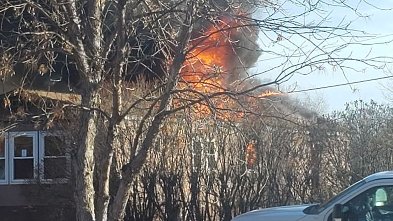 Minot Battalion Chief Glen Hardy said crews from all four Minot Fire stations responded to the...