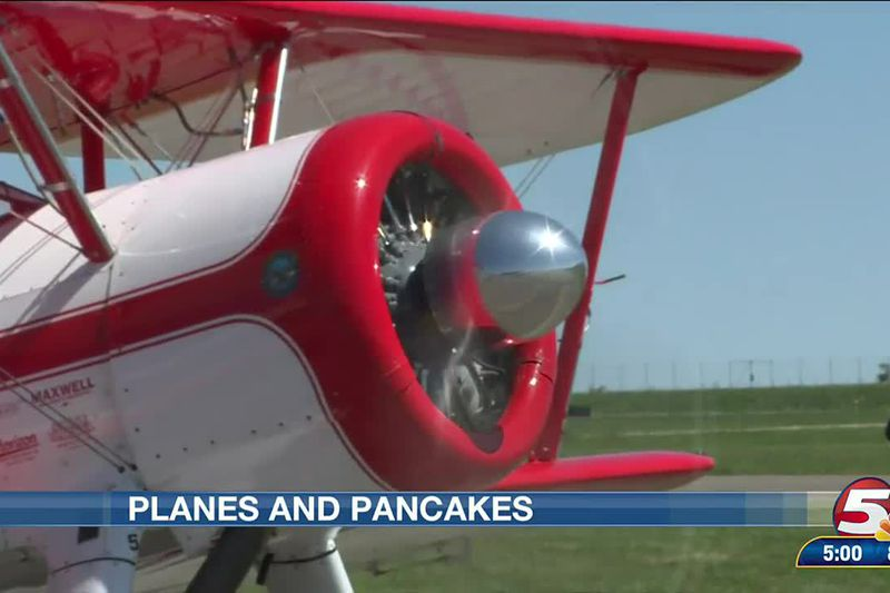 Planes and pancakes