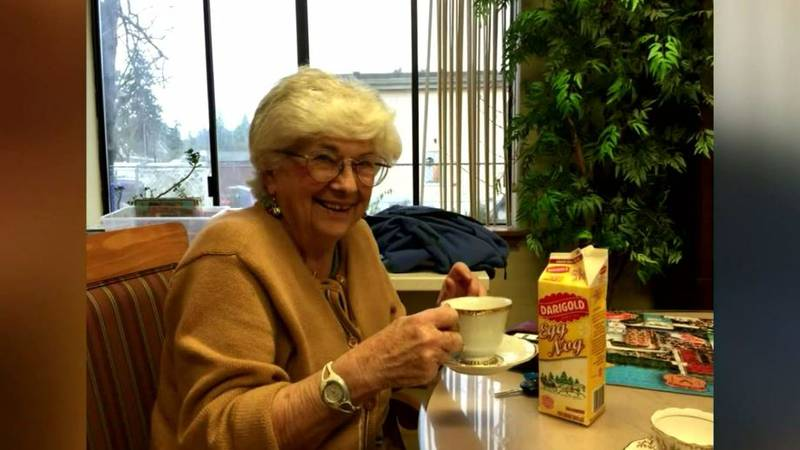 Charlotte Iverson, 81, was one of two people who died at The Heights at Columbia Knoll, a...