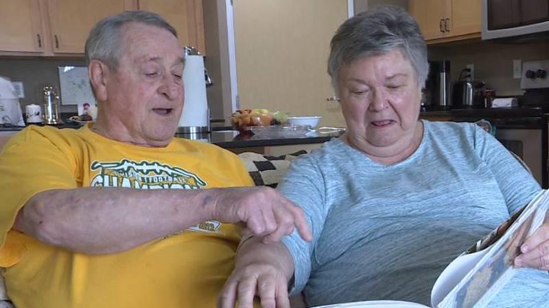 George and Mary Ann Murschel