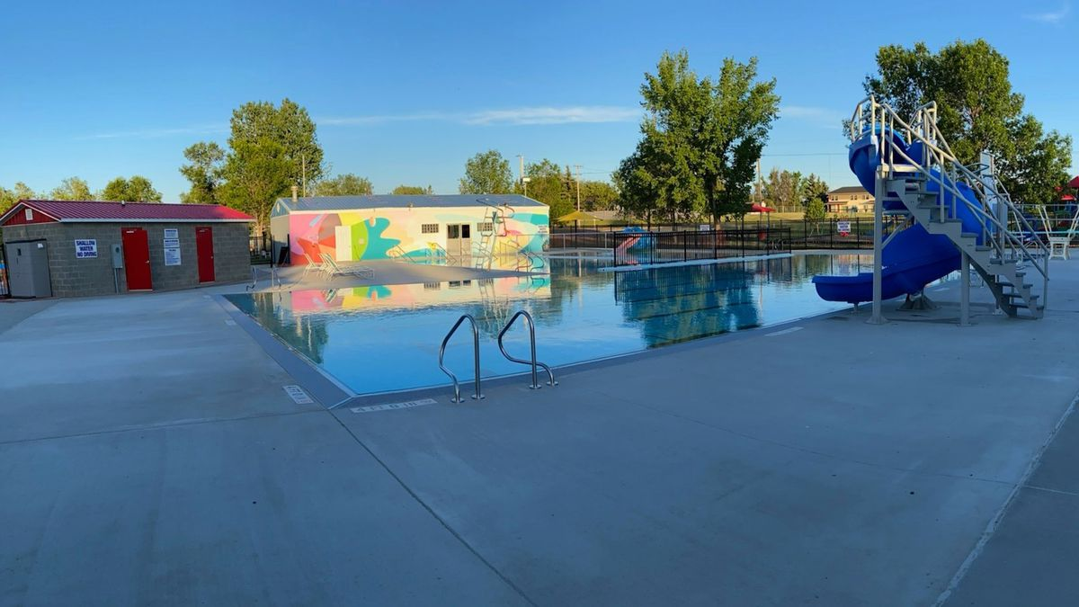 Photo courtesy: Crosby Swimming Pool