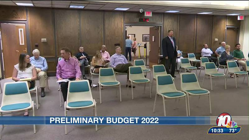 Minot approves preliminary budget