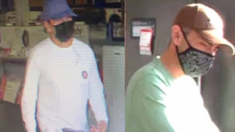 Minot Robbery Suspects