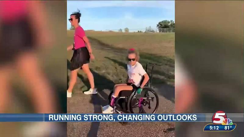 bismarck marathon wheelchair