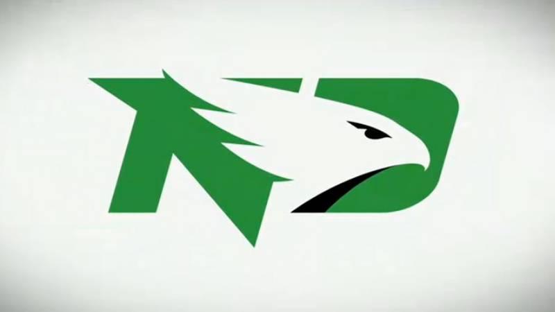 Fighting Hawks UND Logo