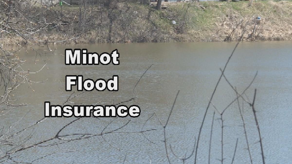 Minot flood