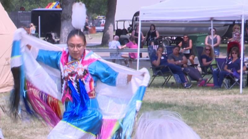 MHA Native Dancer