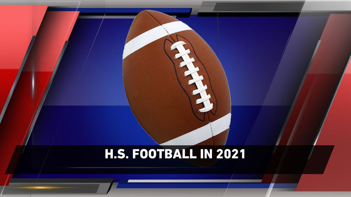 Different high school football divisions in 2021