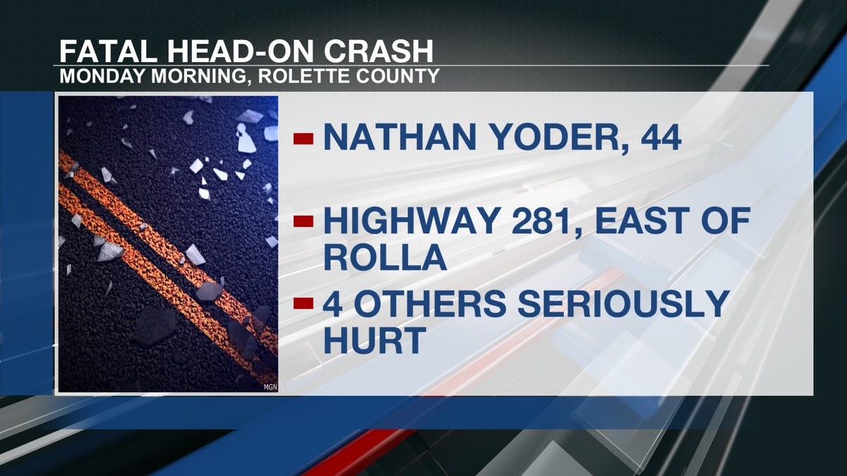 Rolette County fatal