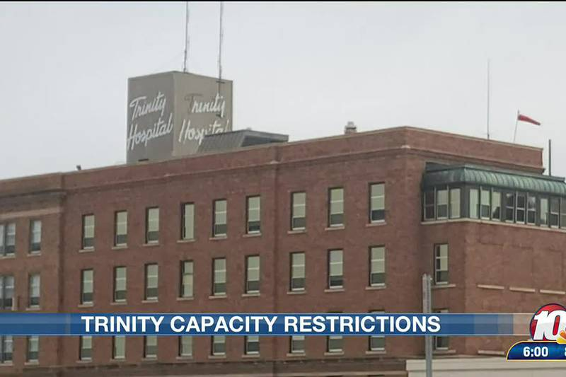 trinity health capacity