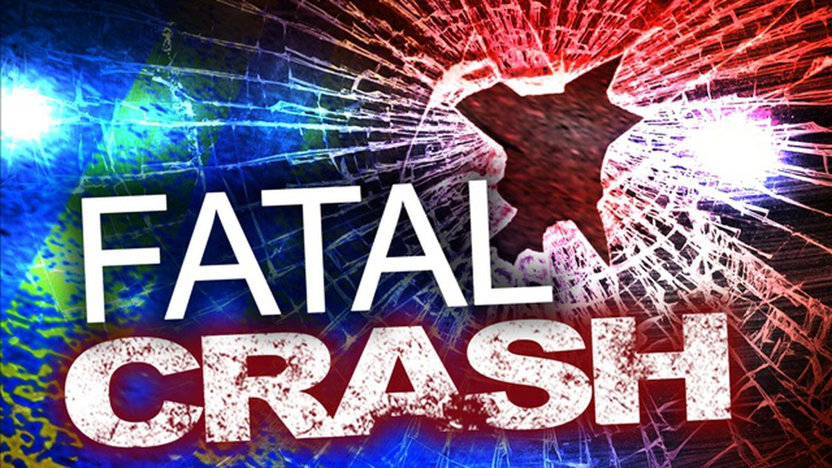 A 55-year-old Williston woman died after being ejected from the motorcycle she was driving Friday.