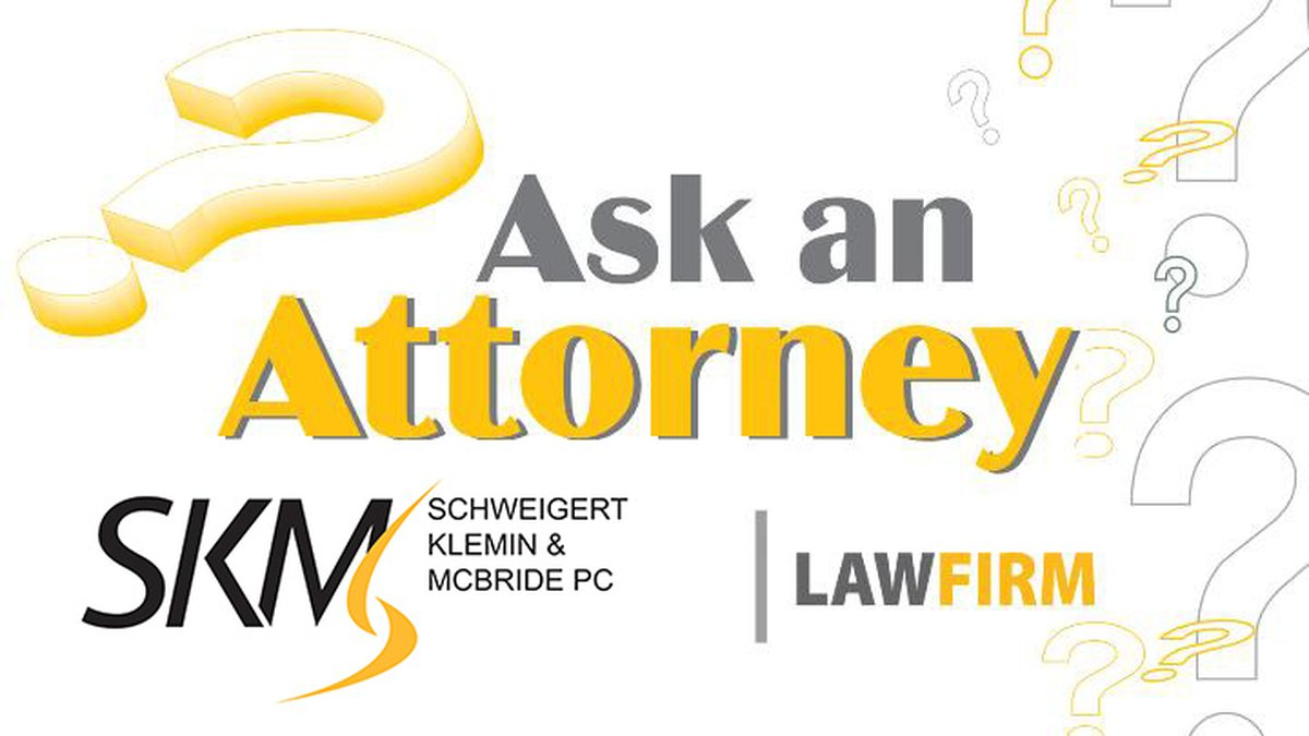 Ask an Attorney Graphic
