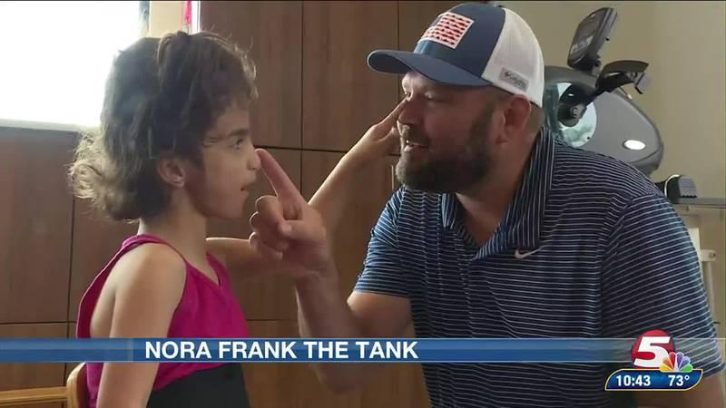 Nora Frank the Tank