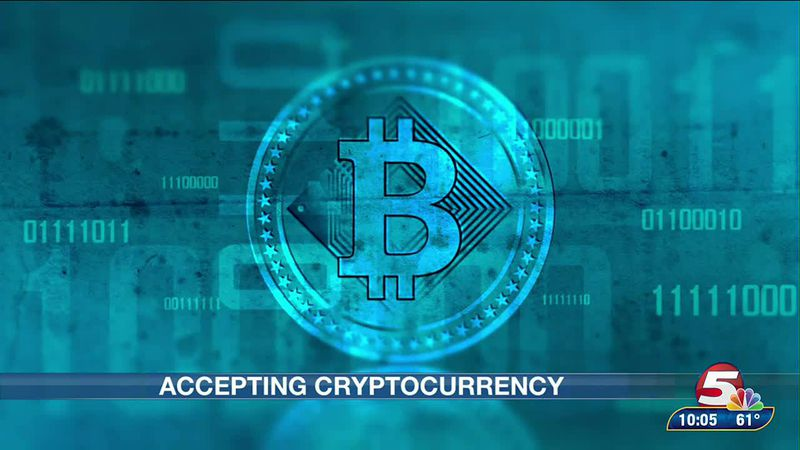Accepting Cryptocurrency