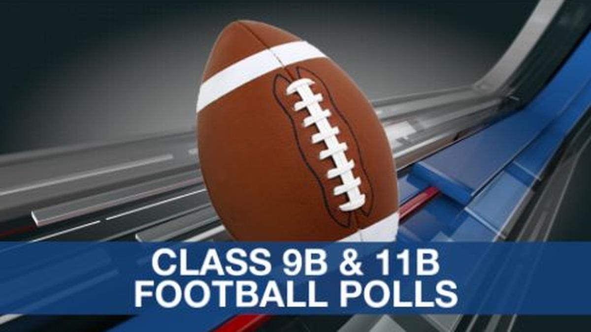 Class 9B & 11B football polls