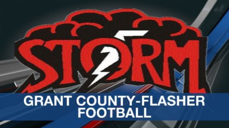 Grant County-Flasher Storm