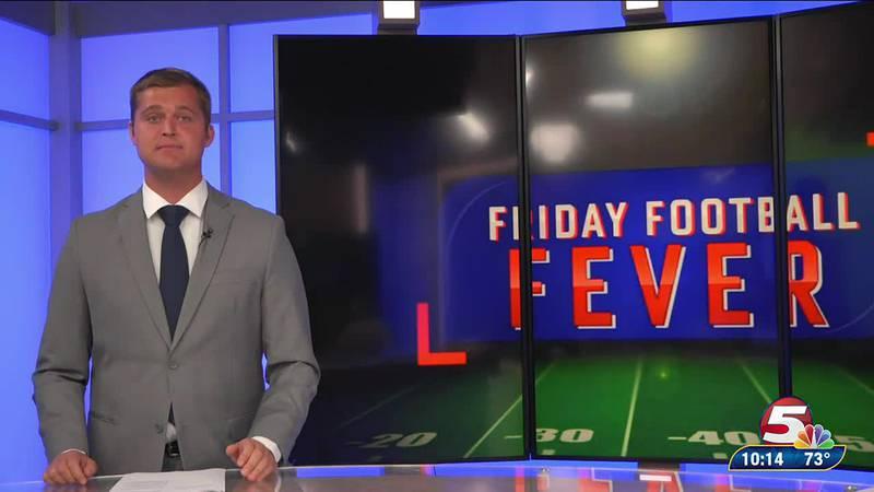 Friday Football Fever Part 1 9/10/2021