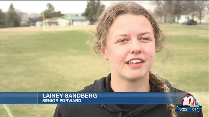 United Community Bank Athlete of the Week: Lainey Sandberg