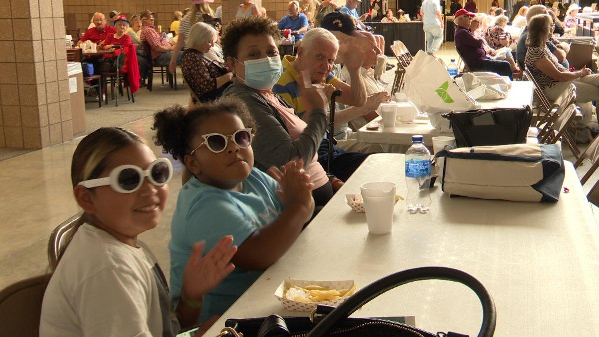 Senior Day at the North Dakota State Fair