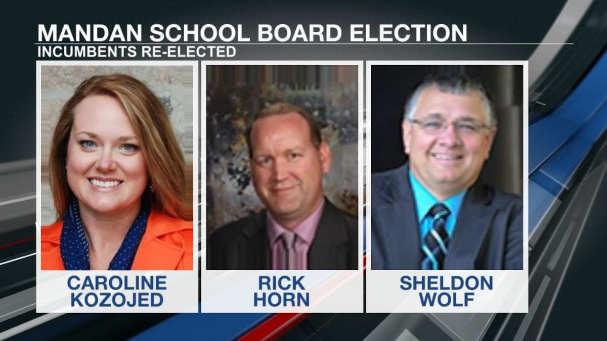 Mandan school board election