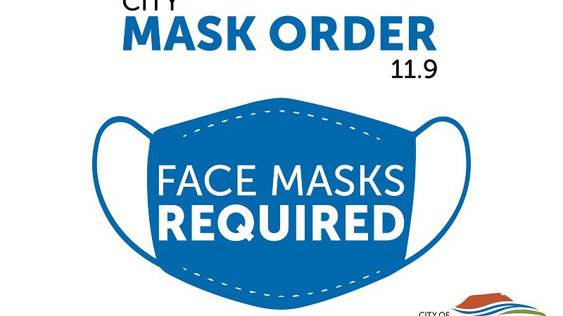 Williston Mask Order